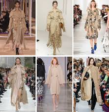 from deconstructed to surreal the trench coat shape shifts this spring