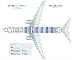 737 800 Seating Chart Meet Our Fleet About El Al El Al Airlines