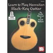 Hawaiian Slack Key Guitar Chord Chart Learn To Play Hawaiian Slack Key Guitar Online Audio