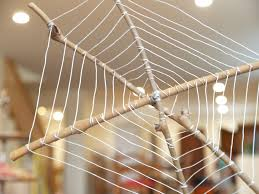 I'm thinking this can be modified to make into  Wire SpiderSpider WebsStick  ...