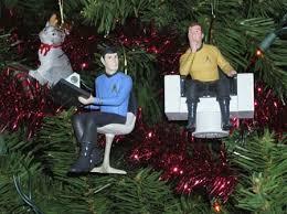 Christmas ornament  Star Trek ...