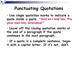 punctuating quotations in essays << custom paper academic writing punctuating quotations in essays