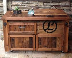 outdoor bar storage cabinet reclaimed cooler bar cabinet reclaimed in outdoor bar cooler 1445