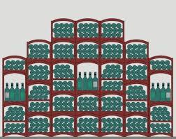 Soffitto A Volta : Portabottiglie soffitto a volta posti bottiglia