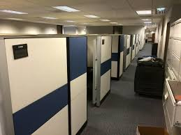 office cubicles with doors style