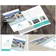 11x17 Trifold Template 11x17 Brochure Printing