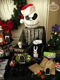 Nightmare Before Christmas Bedroom Decor Nightmare Before Christmas Party Ideas Lynlees