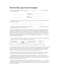 Examples Of Contracts Between Two Businesses Le Agreements Between