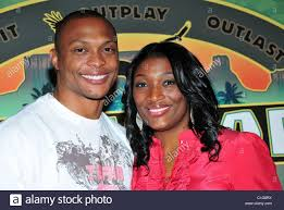 Eddie George And Tamara Johnson High Resolution Stock Photography and  Images - Alamy