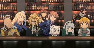 Anime] - Anime Bar Wallpaper Engine ...