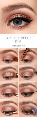 wedding makeup for blue eyes party perfect eye makeup tutorial step by step makeup