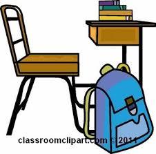 clean student desk clipart. Fine Clean Clean Student Desk Clipart With E
