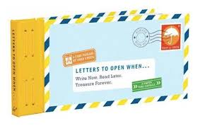 long distance relationship gifts letters to open when