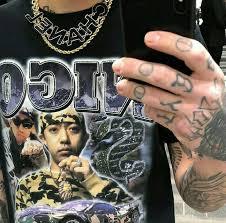 Tetování Yzomandias