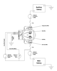 cole hersee solenoid wiring diagram wiring diagram similiar battery isolator wiring keywords