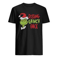 Primark T Shirt Size Chart Dr Seuss Primark Resting Grinch Face Shirt Trend T Shirt