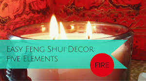 Simple Ways to Decorate with Feng Shui: The FIRE element