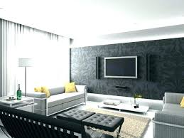 full size of feature wall ideas living room wallpaper grey painted black surprising for design tile