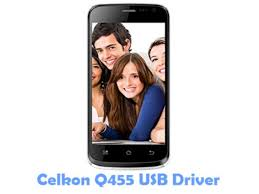 Download Celkon Q455 USB Driver