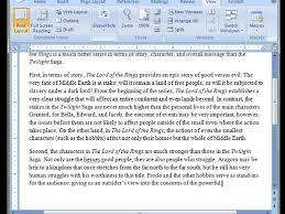 writing a persuasive essay the second body paragraph