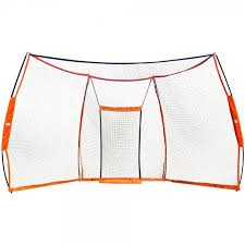Bownet Portable Backstop Baseball Nets, Screens, and Backyard Batting Cages For Sale : Bow Net
