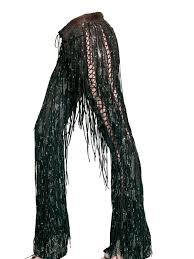 gallery previously sold at luisa via roma women s fringed leather jackets