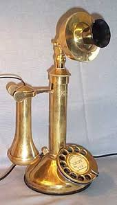 candlestick telephones british telephones the phone above says it all everything is brass the dial is wrong finger stop should be next to the 0 the gec manufactures stamp on the front