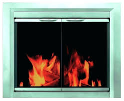 glass fireplace inserts clean fireplace glass clean fireplace glass door gas how to ceramic doors keep