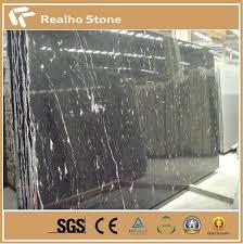brazilian black via lactea granite slab