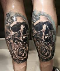 Tetování Lebka Co Dělá Takové Tetování