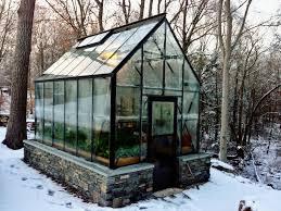 image of new glass greenhouse kits