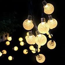 globe lights string uk. solar outdoor string lights -ascher 30 led fairy light warm white crystal ball christmas globe uk o