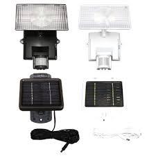 Amazoncom  IMounTEK LED Outdoor Security Floodlight With Light Solar Security Flood Light