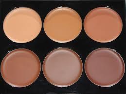 sleek makeup cream contour kit review dark