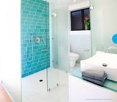 Glass Tile Bathrooms Three Ways To Use Glass Tile To Upgrade Your Home Home
