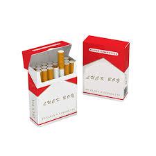 Custom Printed Cigarette Packaging Boxes Custom Boxes Mart