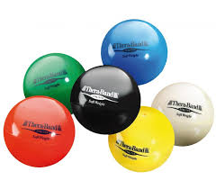 ball weights. theraband weighted ball weights w
