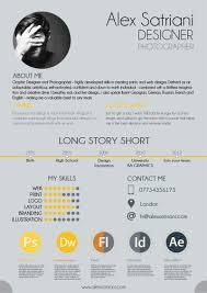 Resume Designs Custom Cool Resume Designs To Make A Great Job Feel Interesting Design 48