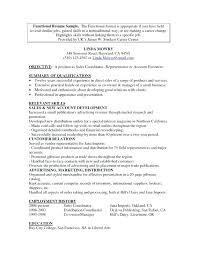 Sample Career Change Resume Resume Format For Career Change Amusing Combination Resume Sample
