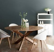 teak dining room table and chairs. Exellent And Teak Dining Table  Circle Sits 4 To 6 Throughout Room And Chairs