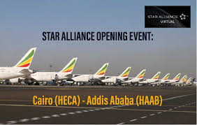 Finished Star Alliance Virtual Opening Event Heca
