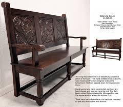 rustic spanish style furniture. classical colonial spanish bench rustic style furniture