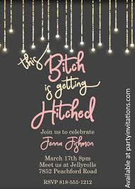 Design Party Invitations Bachelorette Party Invitations New Selections Summer 2019