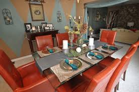 dining room table decor. Dining Room Table Settings With Nifty Awesome Modest Decor
