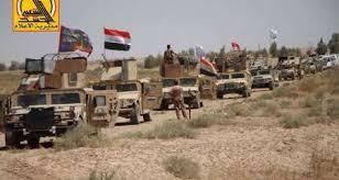 Image result for بسیج مردمی عراق منطقه تاریخی «الحضر» را یک روزه آزاد کرد