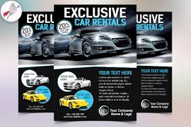Car Flyer Template