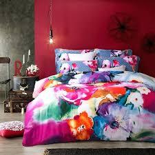 watercolor comforter set watercolor comforter