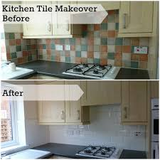 kitchen makeover new tiles elegant wall uk ideas ceram