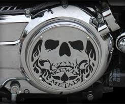 victory motorcycle engine cover 3d skull victory only motorcycle