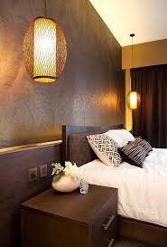 asian inspired lighting. View In Gallery Bold Lighting Ideas For The Asian Themed Bedroom Inspired N